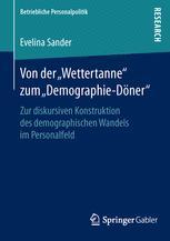 """Von der """"Wettertanne"""" zum """"Demographie-Döner"""""""