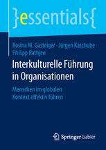 Interkulturelle Führung in Organisationen