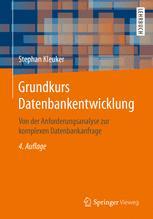 Grundkurs Datenbankentwicklung
