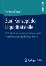 Zum Konzept der Liquiditätsfalle