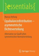 Equibalancedistribution – asymmetrische Dichteverteilung