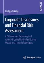 Corporate Disclosures and Financial Risk Assessment
