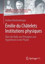 Émilie du Châtelets Institutions physiques