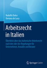 Arbeitsrecht in Italien