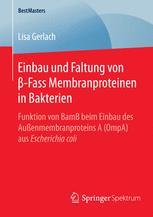 Einbau und Faltung von β-Fass Membranproteinen in Bakterien