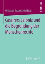 Cassirers Leibniz und die Begründung der Menschenrechte