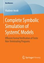 Complete Symbolic Simulation of SystemC Models