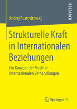 Strukturelle Kraft in Internationalen Beziehungen