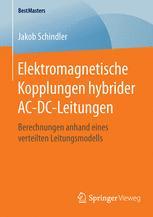 Elektromagnetische Kopplungen hybrider AC-DC-Leitungen