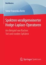 Spektren verallgemeinerter Hodge-Laplace-Operatoren