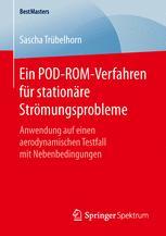 Ein POD-ROM-Verfahren für stationäre Strömungsprobleme