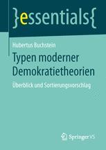 Typen moderner Demokratietheorien