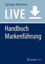 Handbuch Markenführung