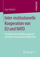 Inter-institutionelle Kooperation von EU und NATO