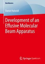 Development of an Effusive Molecular Beam Apparatus