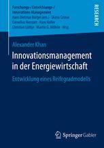 Innovationsmanagement in der Energiewirtschaft