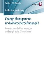 Change Management und Mitarbeiterbefragungen