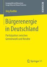 Bürgerenergie in Deutschland
