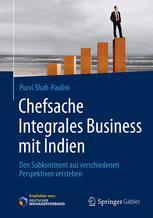Chefsache Integrales Business mit Indien