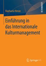 Einführung in das Internationale Kulturmanagement