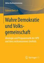Wahre Demokratie und Volksgemeinschaft