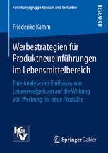 Werbestrategien für Produktneueinführungen im Lebensmittelbereich