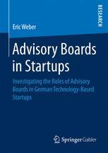 Advisory Boards in Startups