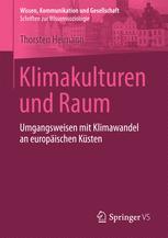 Klimakulturen und Raum