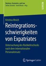 Reintegrationsschwierigkeiten von Expatriates