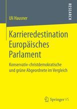 Karrieredestination Europäisches Parlament