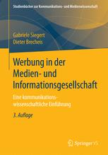 Werbung in der Medien- und Informationsgesellschaft
