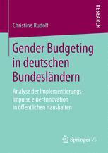 Gender Budgeting in deutschen Bundesländern