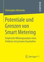 Potentiale und Grenzen von Smart Metering