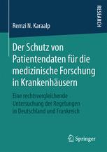 Der Schutz von Patientendaten für die medizinische Forschung in Krankenhäusern
