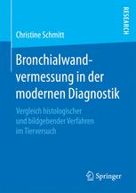 Bronchialwandvermessung in der modernen Diagnostik