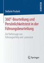 360°-Beurteilung und Persönlichkeitstest in der Führungsbeurteilung