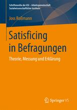 Satisficing in Befragungen