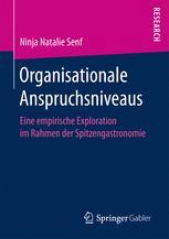 Organisationale Anspruchsniveaus