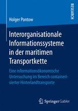 Interorganisationale Informationssysteme in der maritimen Transportkette