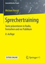 Sprechertraining