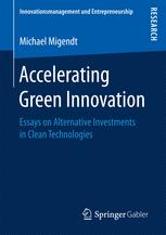 Accelerating Green Innovation