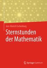 Sternstunden der Mathematik