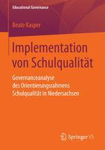 Implementation von Schulqualität