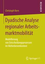 Dyadische Analyse regionaler Arbeitsmarktmobilität