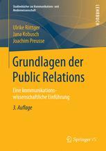 Public Relations als Forschungsgegenstand