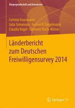 Konzeptionelle Grundlagen des Länderberichts