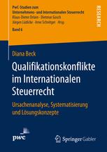 Qualifikationskonflikte im Internationalen Steuerrecht