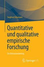 Quantitative und qualitative empirische Forschung