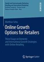 Online Growth Options for Retailers