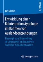 Entwicklung einer Reintegrationstypologie im Rahmen von Auslandsentsendungen